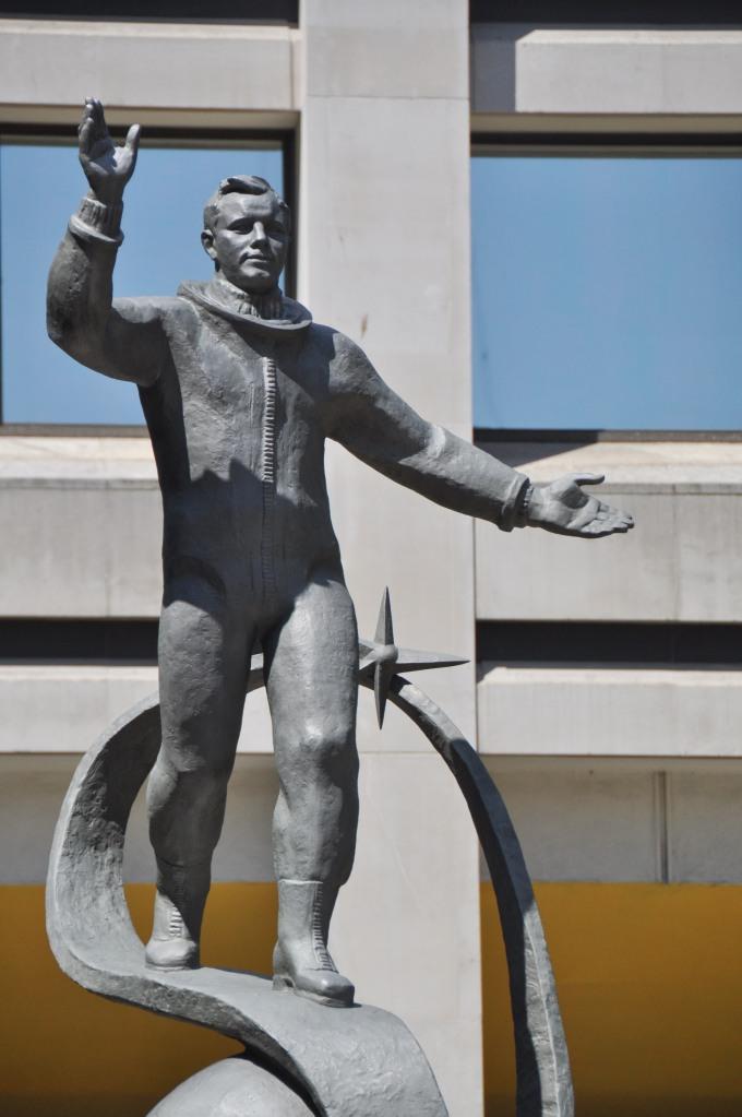 Yuri Gargarin - First man in space