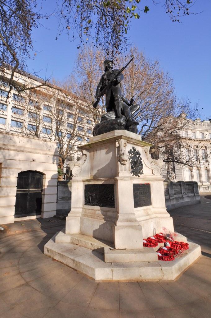 Graspan Royal Marines Memorial
