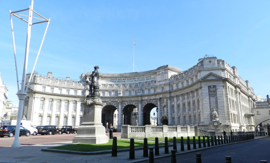 Admiralty Arch - Distant View