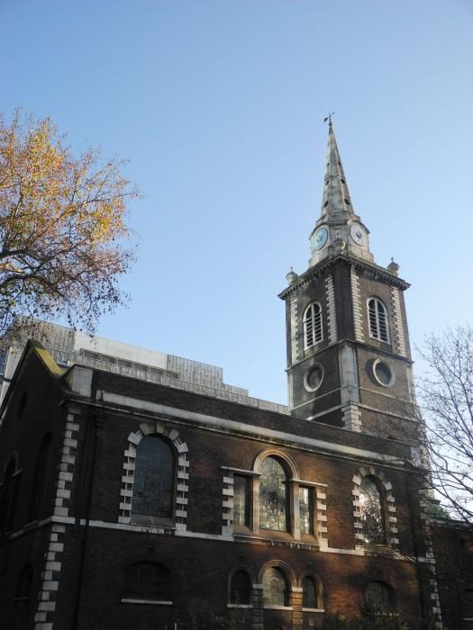 Aldgate - St Botolph's Aldgate