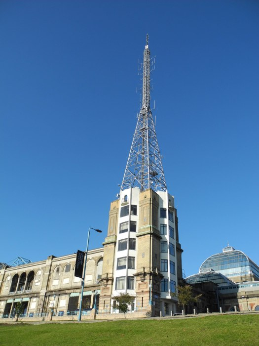 Radio Mast at Alexandra Palace