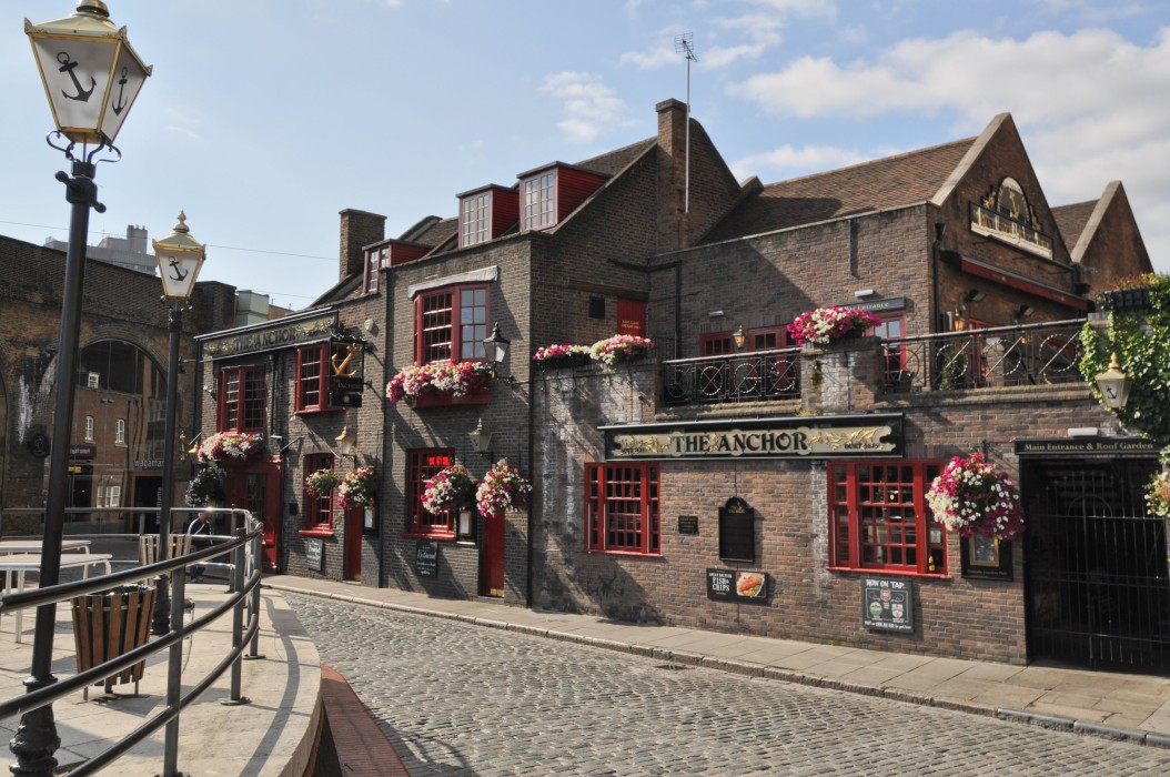 The Anchor Pub - Bankside