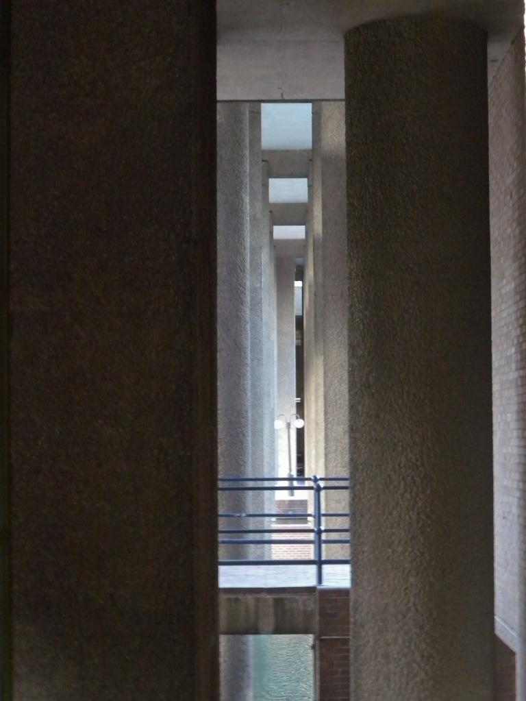 Detail - Barbican Centre