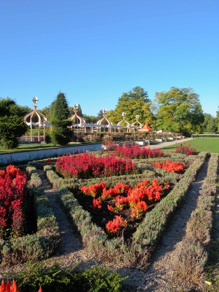 Garden View - Battersea Park