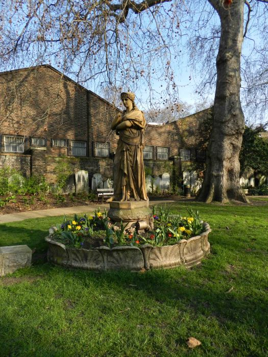 St Georges Garden