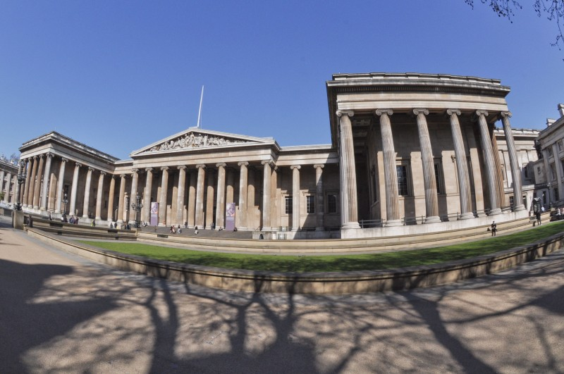British Museum - wide view
