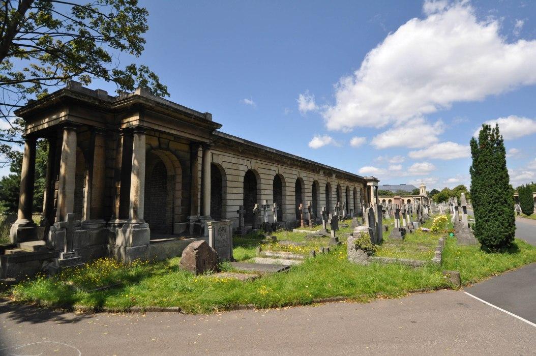 Brompton Cemetery View 10