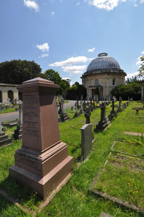 Brompton Cemetery View 12