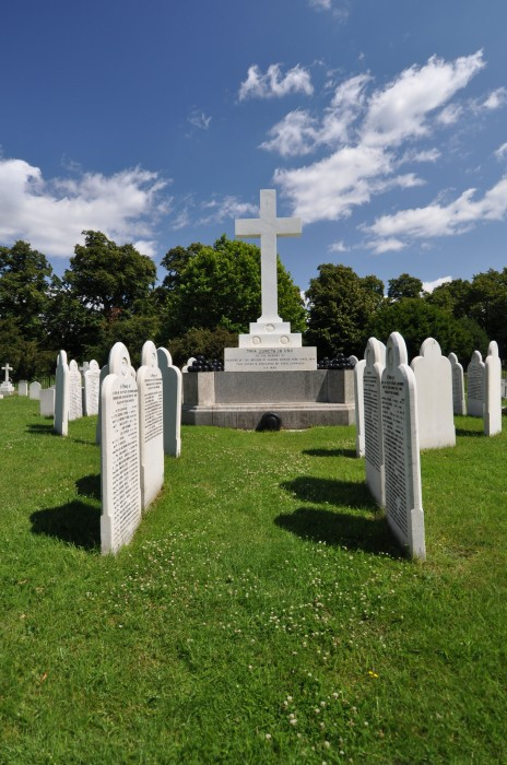 Brompton Cemetery View 3