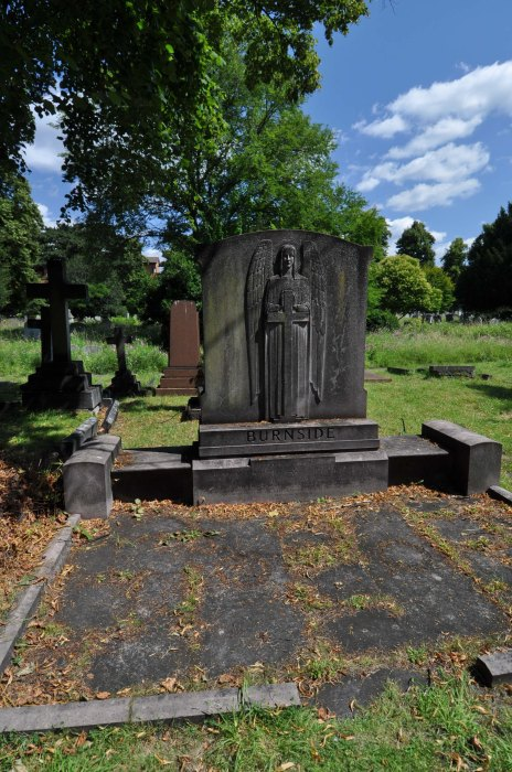 Brompton Cemetery View 5