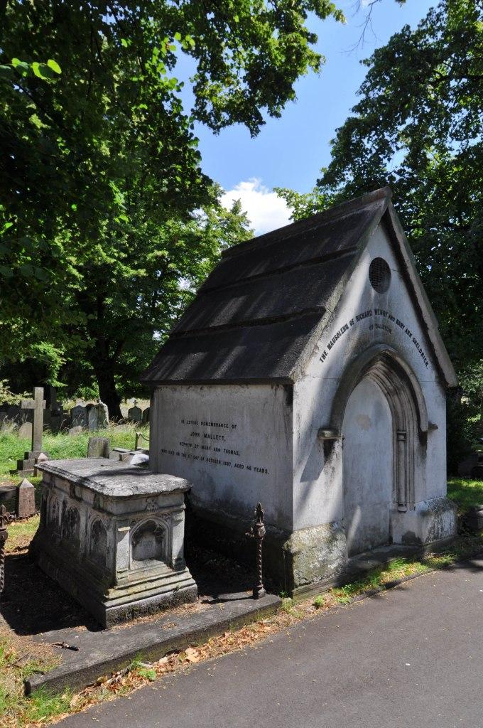 Brompton Cemetery View 6
