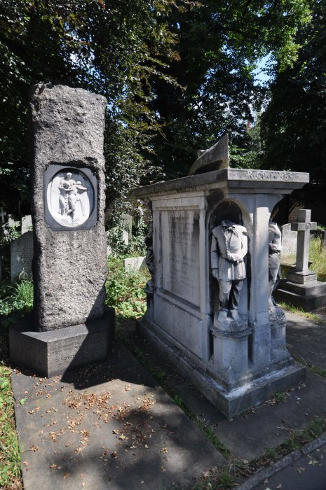 Brompton Cemetery View 8