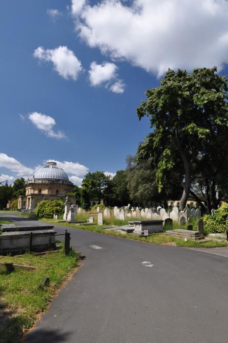 Brompton Cemetery View 9