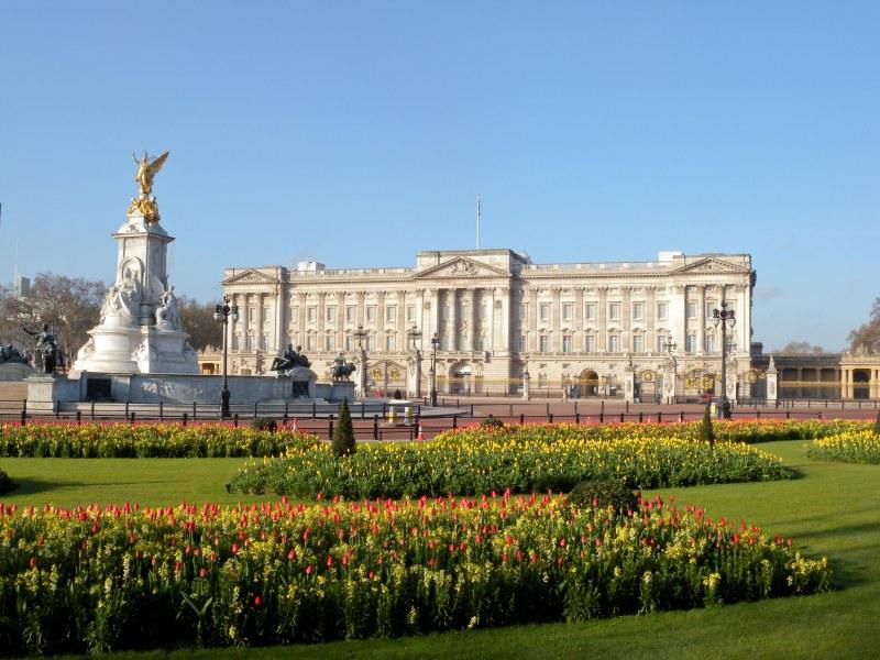 Buckingham Palace - alternative view