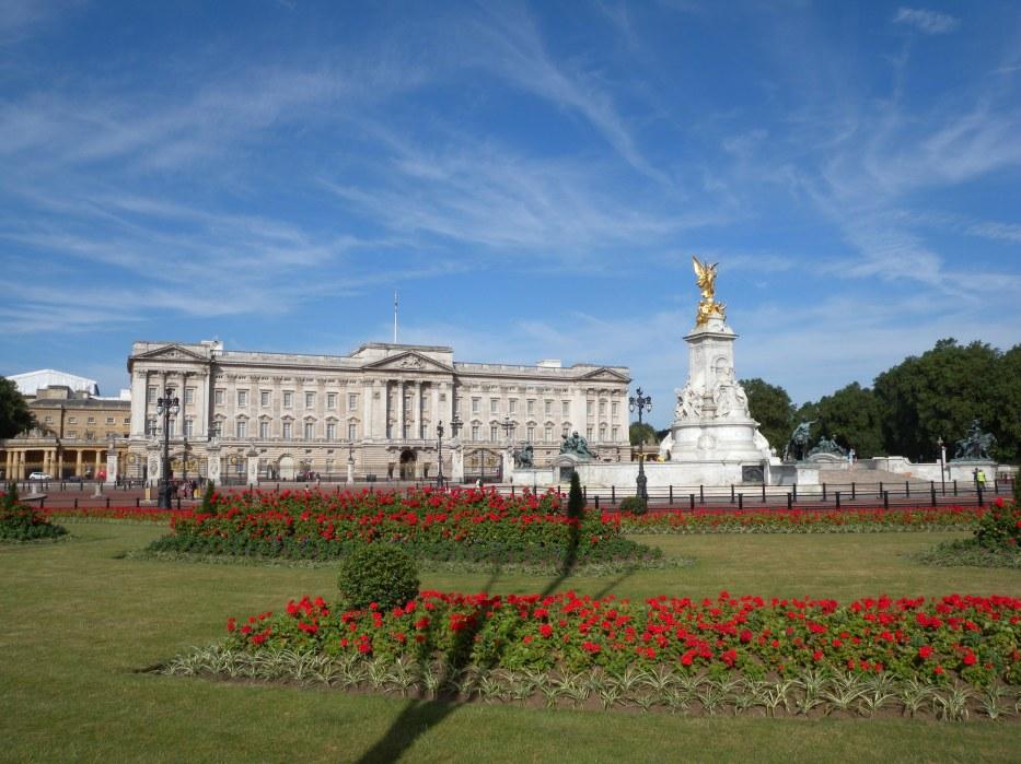 Queen Victoria Memorial Gardens view