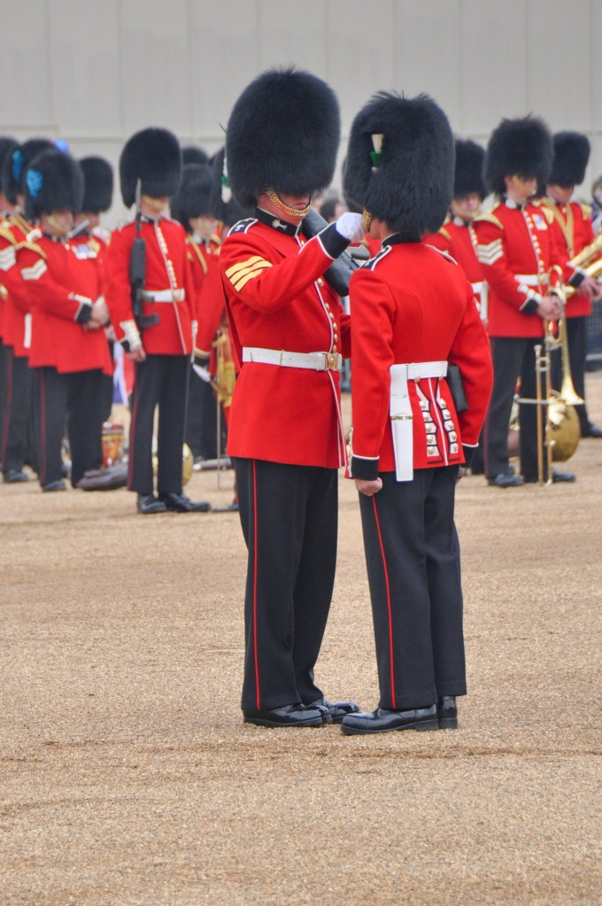 Guard Inspection