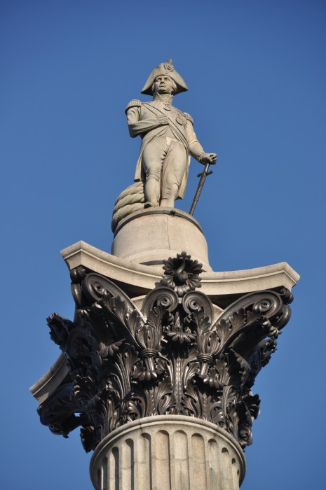 Nelsons Column - Detail view 2