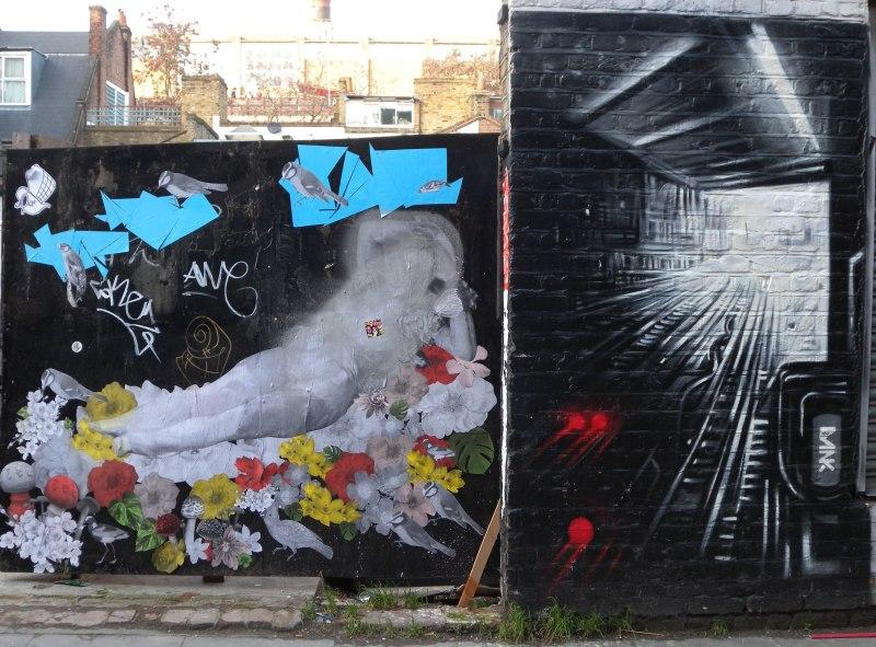 Street Art - Brick Lane area