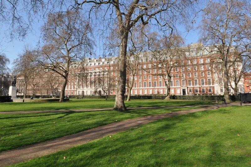 Grosvenor Square Gardens