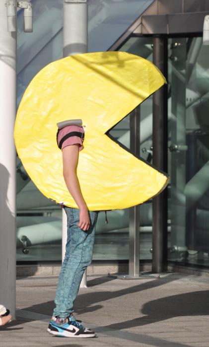 Pac Man Man