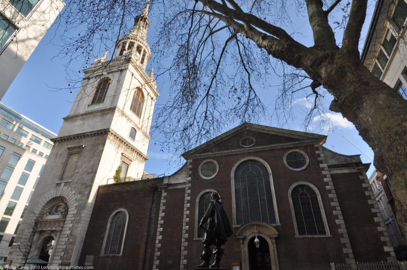 St Mary le Bow Church