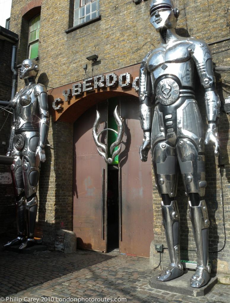 Cyberdog Entrance