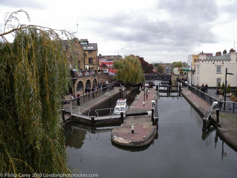 Camden Lock - Camden Town