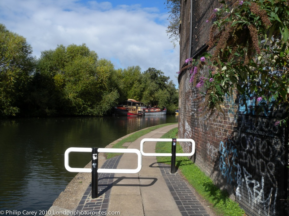 Regents Canal Barriers