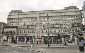 Charing Cross Station and Hotel