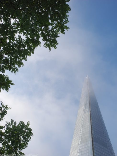 Shard from Tooley Street