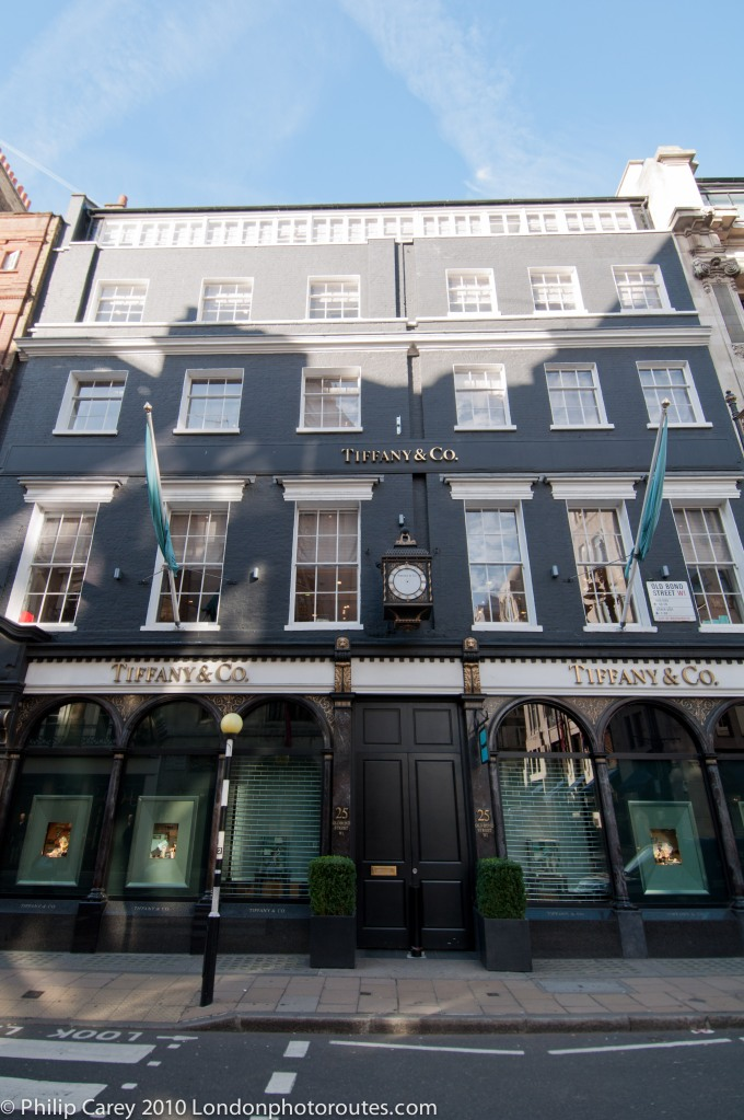 Tiffany and Co Bond Street