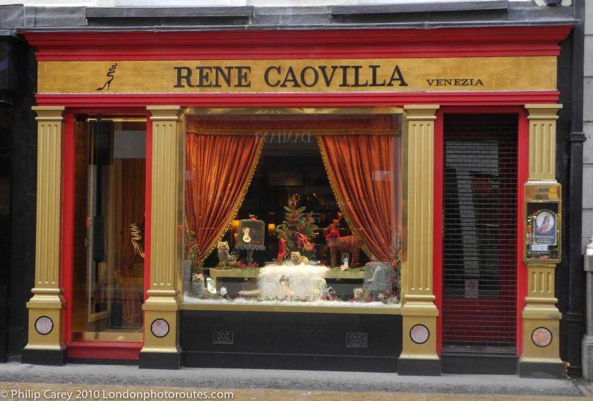 Rene Caovilla - shoes - Old Bond Street