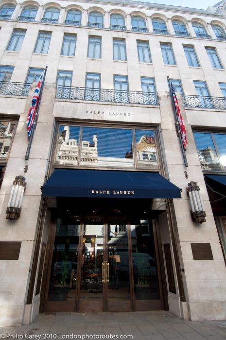 Ralph Lauren New Bond Street
