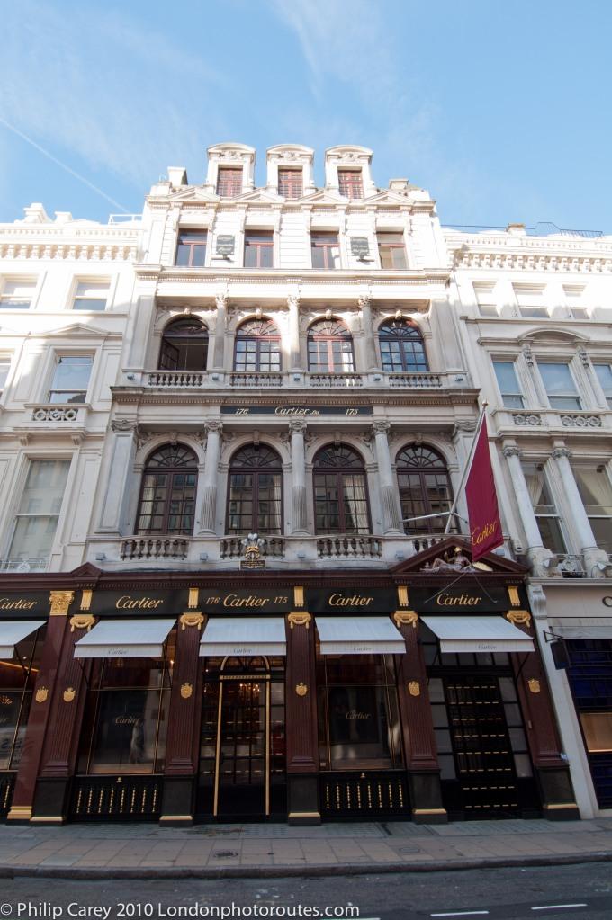 Cartier - Old Bond Street