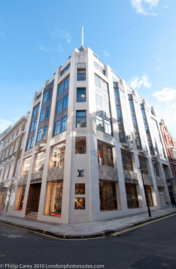 Louis Vuitton- New Bond Street