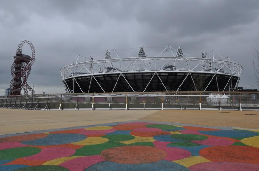 Stadium and Obit View