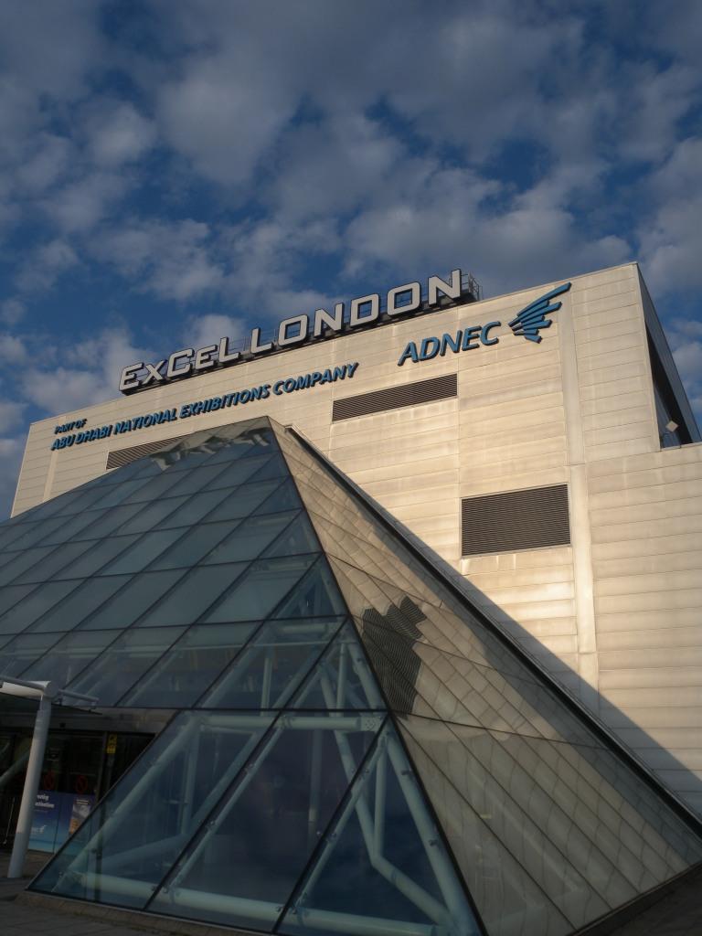 ExCel Exhibition Centre - West Entrance