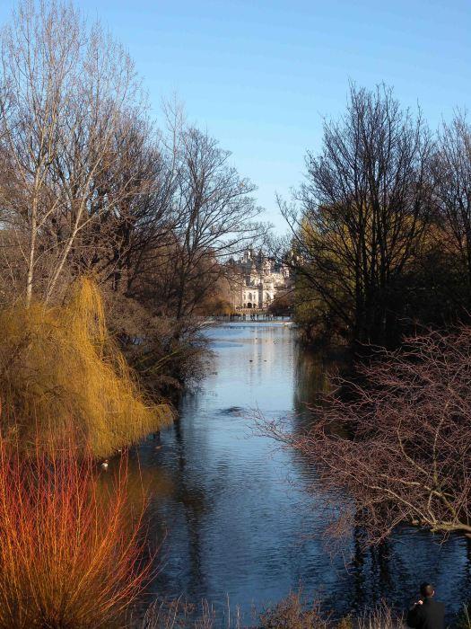 Winter - St James Park