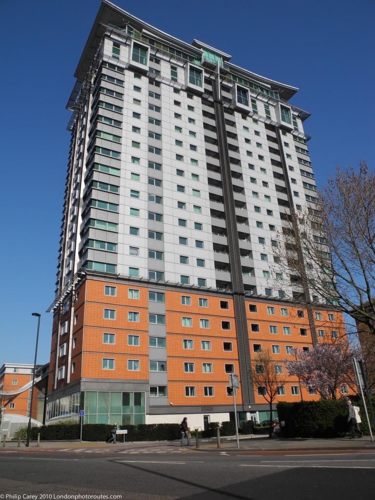 Lambeth North Building