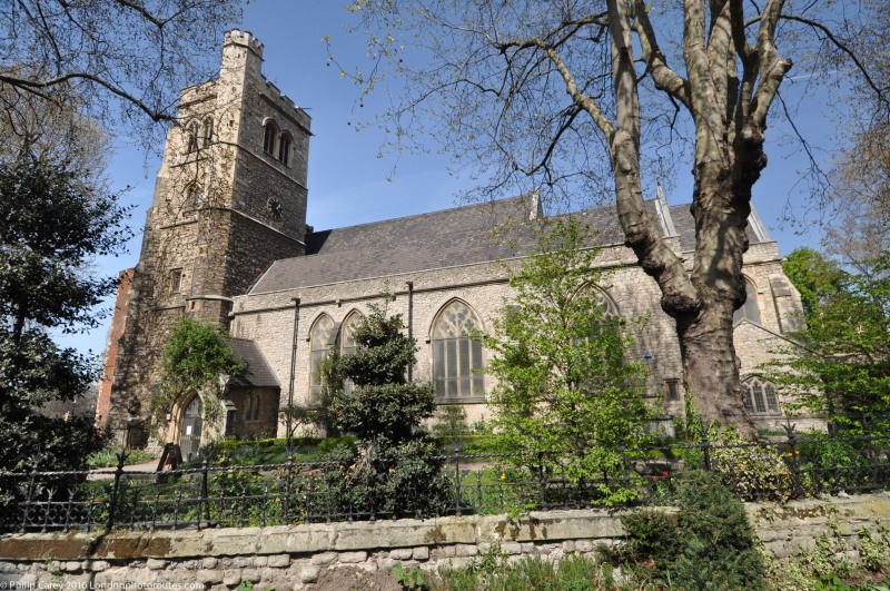 Museum of Garden History - Old Church of St Mary's