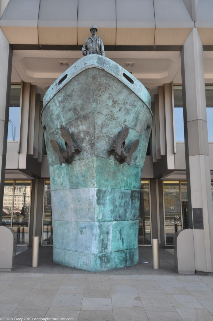 Seafarer's Memorial: International Maritime Organization