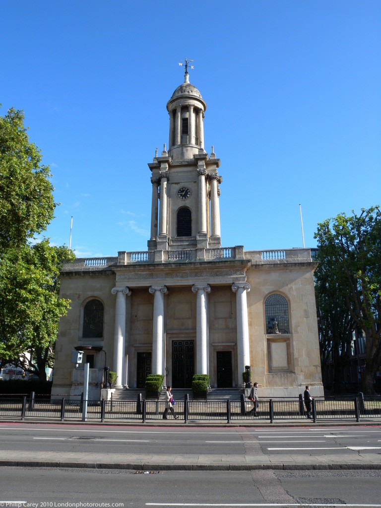 St Johns Church - Waterloo