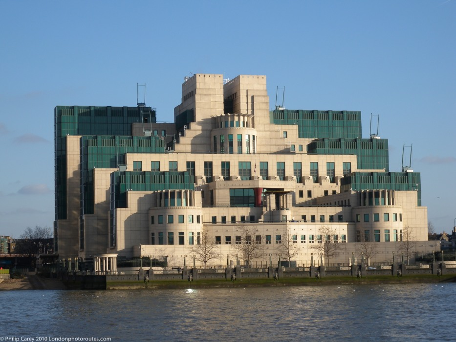 Government Building MI6