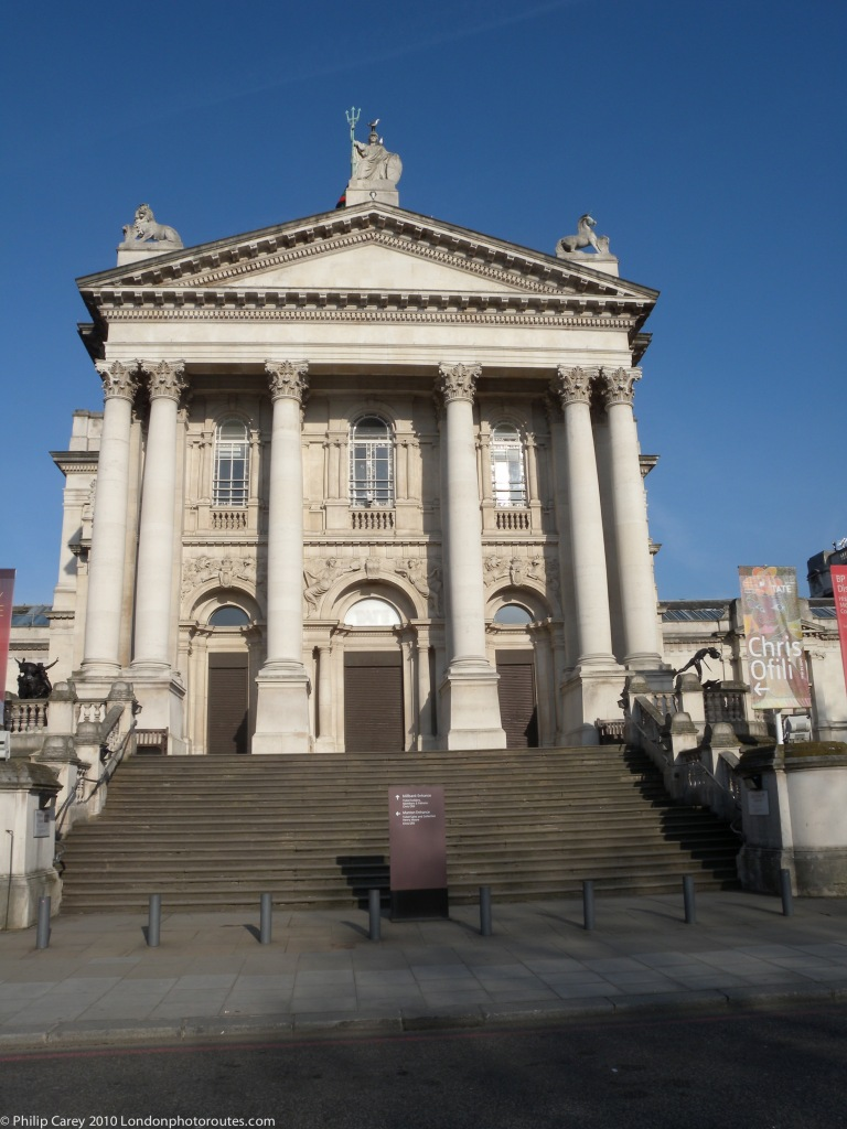 Tate Britain - Front View