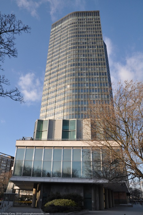 Millbank Tower from Millbank