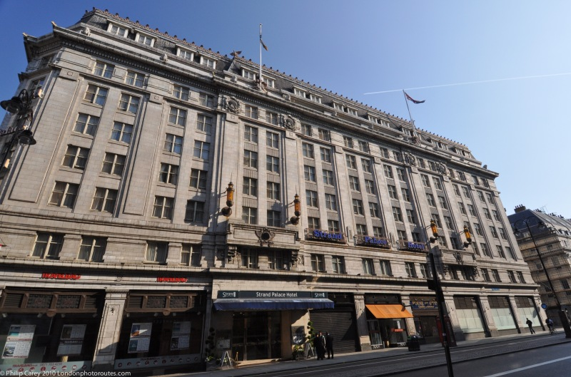 The Strand Palace Hotel - The Stand