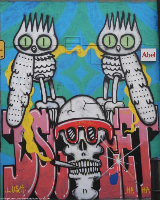 Wall Art - Brick Lane - Lush