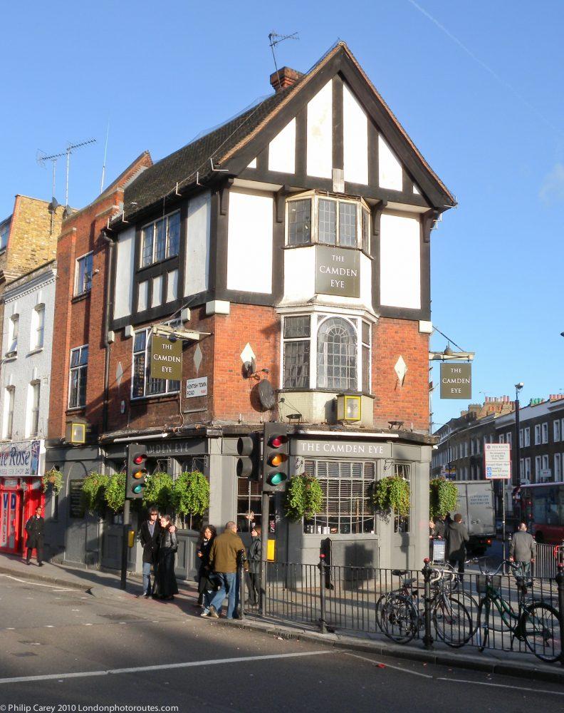 The Camden Eye Pub - Kentish Town Road