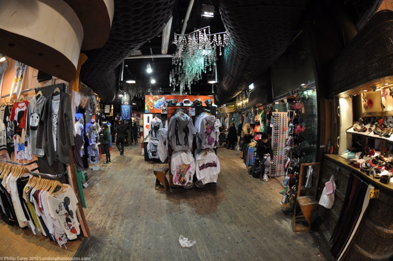 Camden Lock Market - Lower Floor