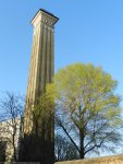 Old Chelsea Waterworks Tower - Grosvenor Canal